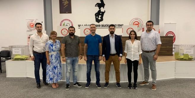 9. Bölge Eskişehir-Bilecik Eczacı Odası Başkanlık 2021 Yılı Seçim Sonucu